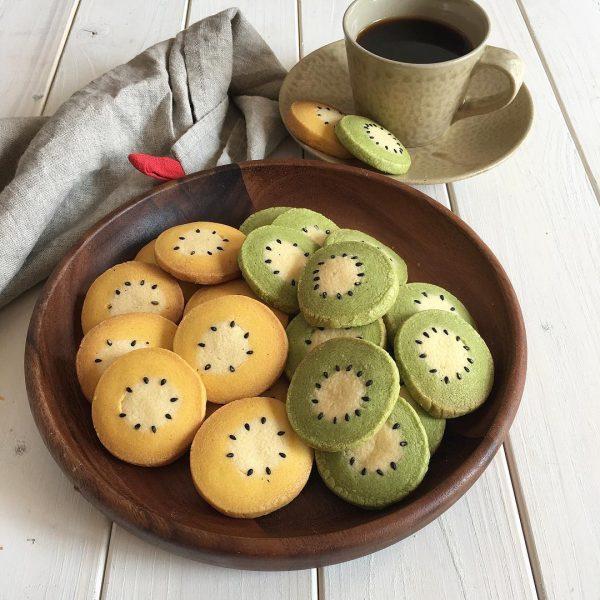 可愛いアイスボックスクッキーの作り方♪5