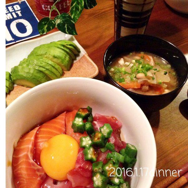 子供に人気の魚の夜ご飯メニュー!海鮮丼