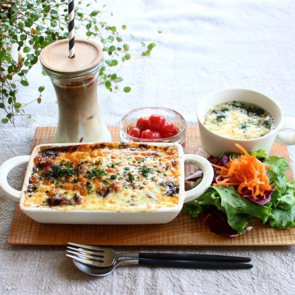 カフェごはんの人気レシピ《洋食の定番》5