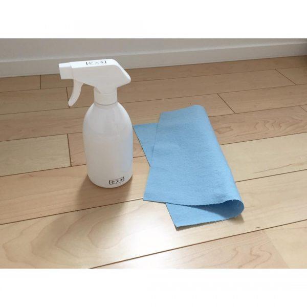 皮脂汚れにおすすめのセスキ水