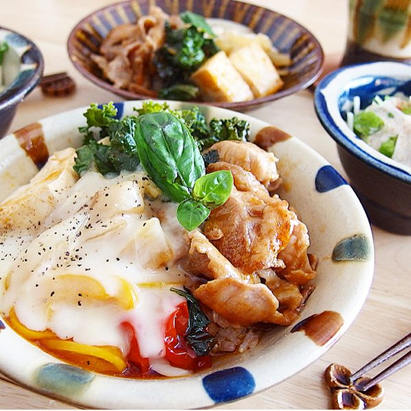 カフェごはんの人気レシピ《丼》5