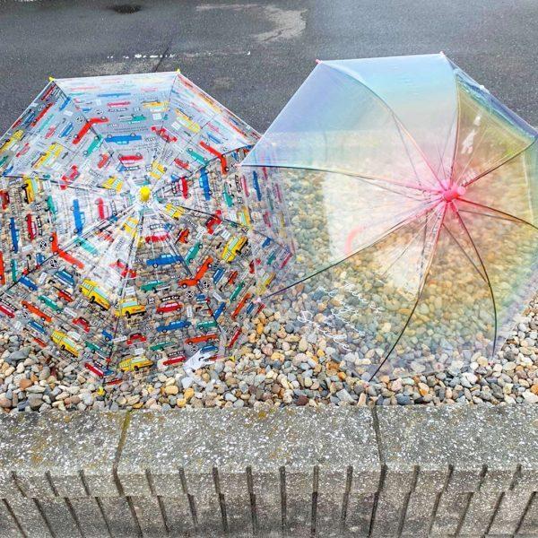 小学生もOK!ビニール傘