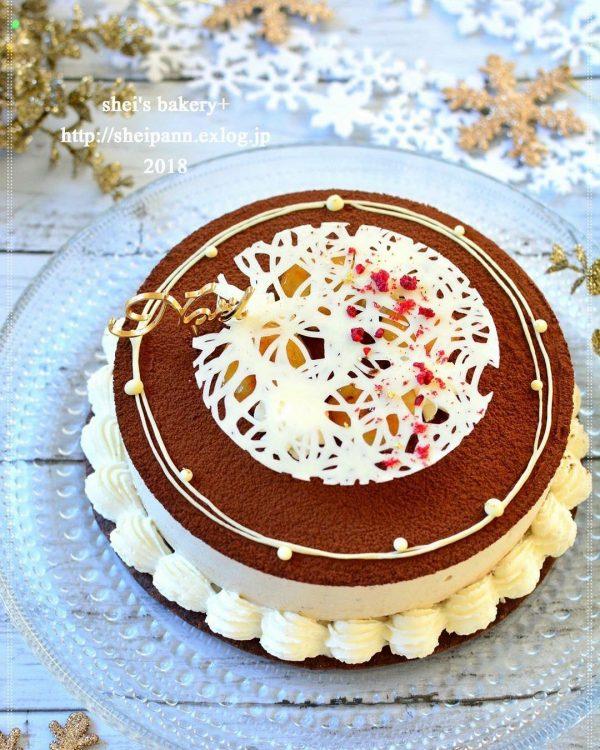 子供が喜ぶ手作りフルーツケーキ!バナナケーキ