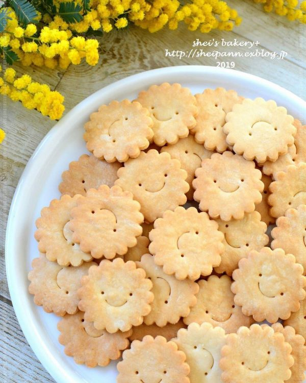 可愛い型抜きクッキーの作り方♪2