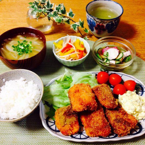 子供が喜ぶ揚げ物レシピ!サーモンフライ