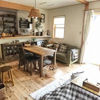 古民家インテリアに憧れる♪味のある空間を生み出す内装&DIY実例をご紹介!