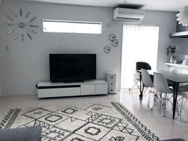 テレビボード インテリア2