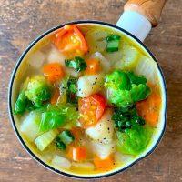 野菜だけで作れる料理レシピ特集!美味しくて栄養不足も解消出来る大満足メニュー!