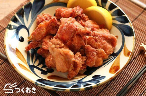 前日に作り置きのお弁当レシピ☆主菜9