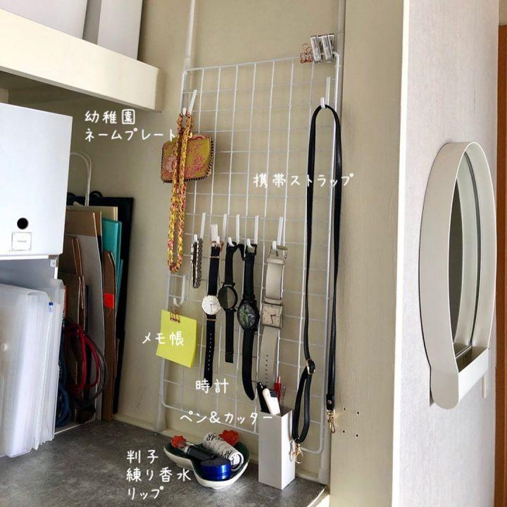 押入れの突っ張り棒DIY収納アイデア11