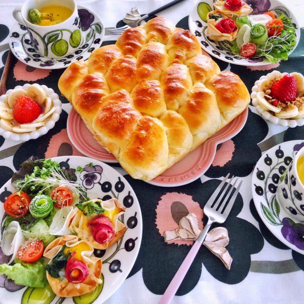 簡単な手作りパンレシピ☆プレーンパン