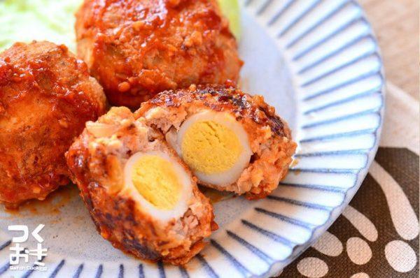ひき肉の常備菜☆簡単レシピ《お弁当》2