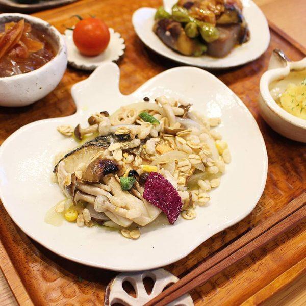 グラノーラの美味しい食べ方特集!食事9