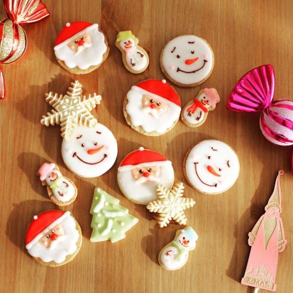 可愛いアイシングクッキーの作り方♪3