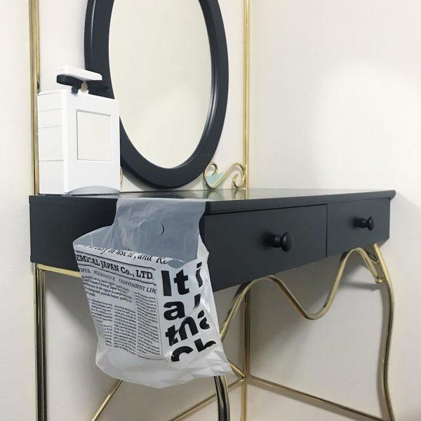 ゴミ箱の置き方9