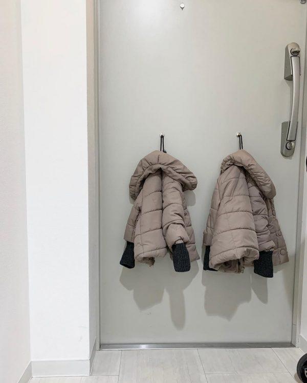 ベビー服の収納25