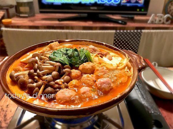 体が温まる美味しい食事14
