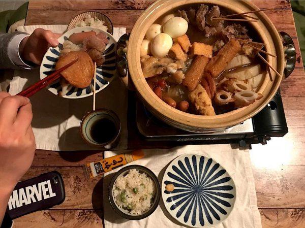 体が温まる美味しい食事16