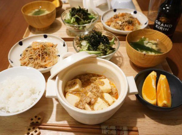 体が温まる美味しい食事3