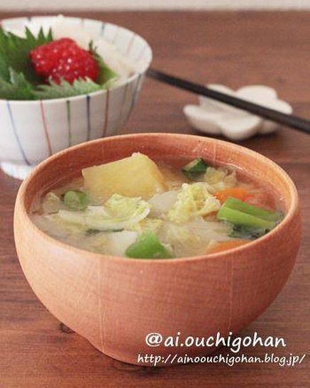 体が温まる美味しい食事9