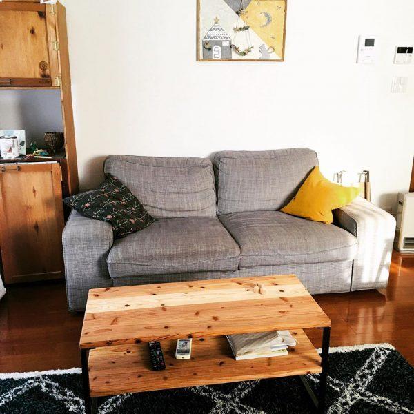 大型家具をDIY