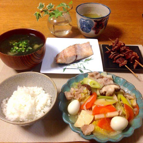 温まるご飯10