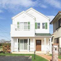 おしゃれな家の外壁特集!色選びやデザインの参考になる素敵な実例をご紹介!