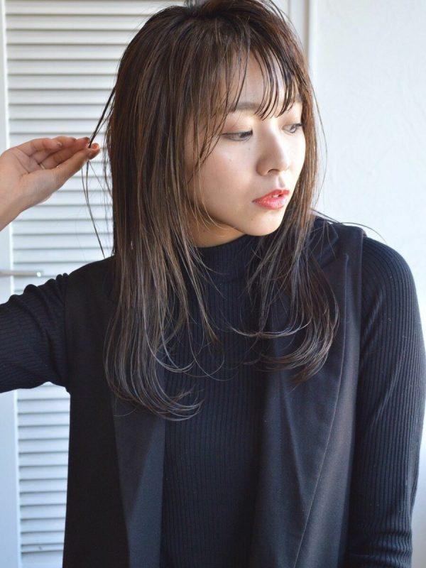 秋のトレンドおすすめ髪型【ロング】5