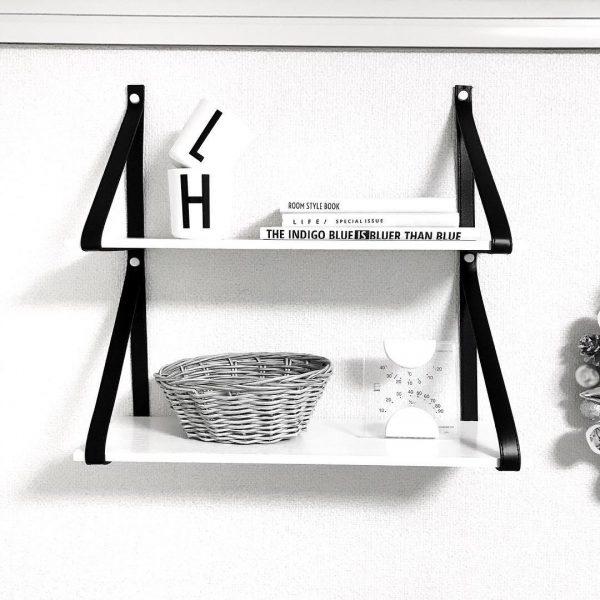 DIYで棚を取り付ける3