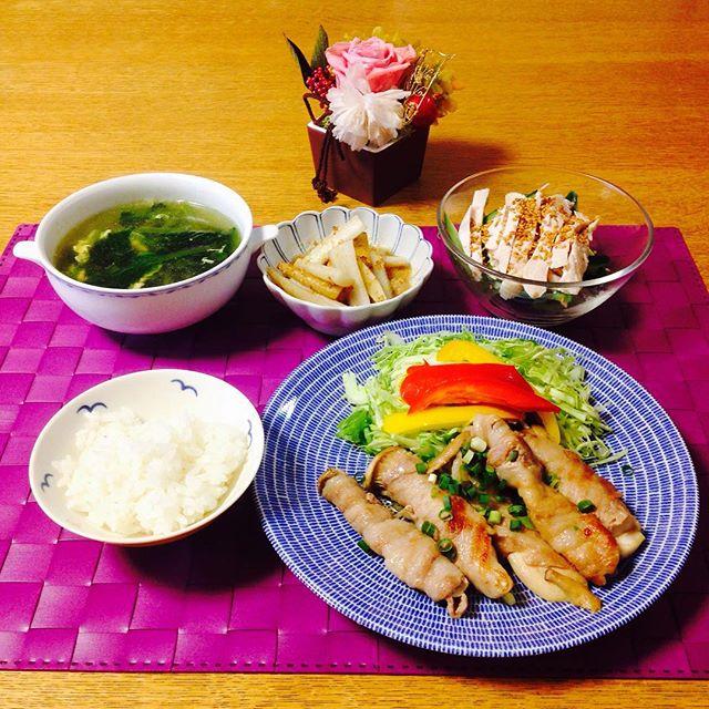 手抜き晩御飯の美味しいレシピ☆メイン