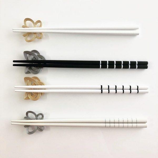 セリアの箸とコーディネート
