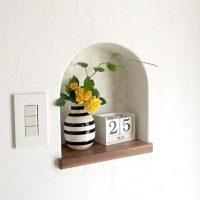 おしゃれ玄関ニッチ特集!センスの良いインテリアの飾り方アイデアをチェック!