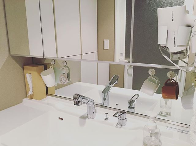 洗面所上がすっきりするティッシュ収納3