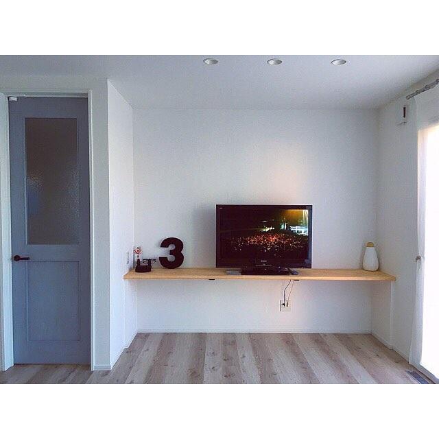 テレビ・テレビボード