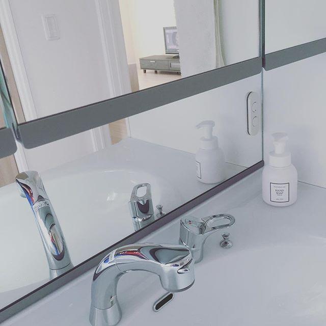 洗面台の拭き掃除にもクエン酸