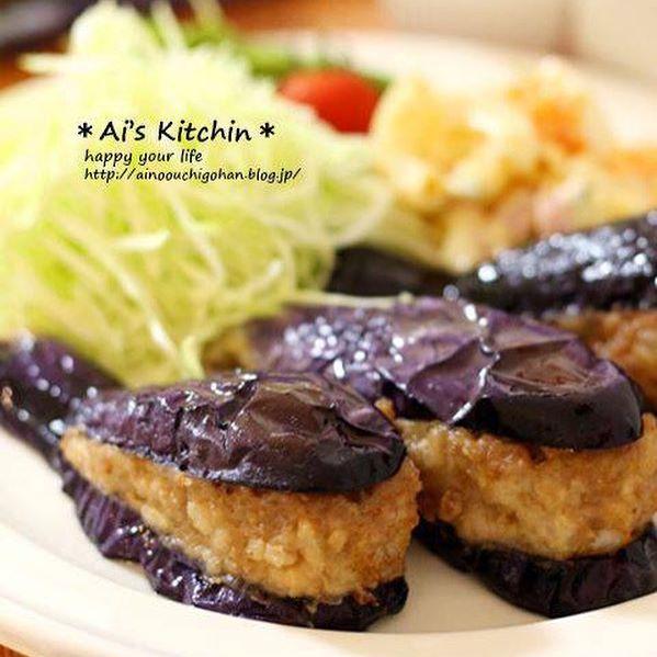 秋茄子の美味しい簡単レシピ☆揚げ物5