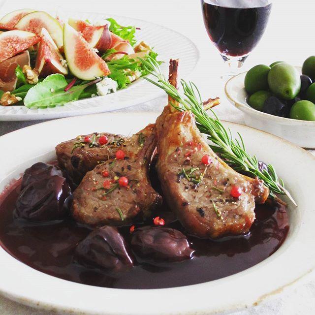 家庭料理で楽しめる!骨付きラム肉の