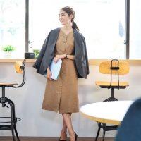 30代女性のオフィスカジュアルな秋コーデ【2020】肌寒い日におすすめの服装は?