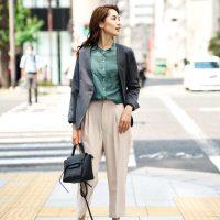 秋ファッションはこれがイチオシ☆30代40代向けオータムコーデ15選