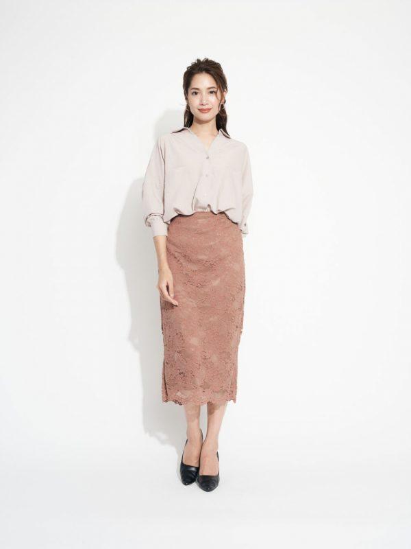 アラサー女性のおしゃれスカートファッション