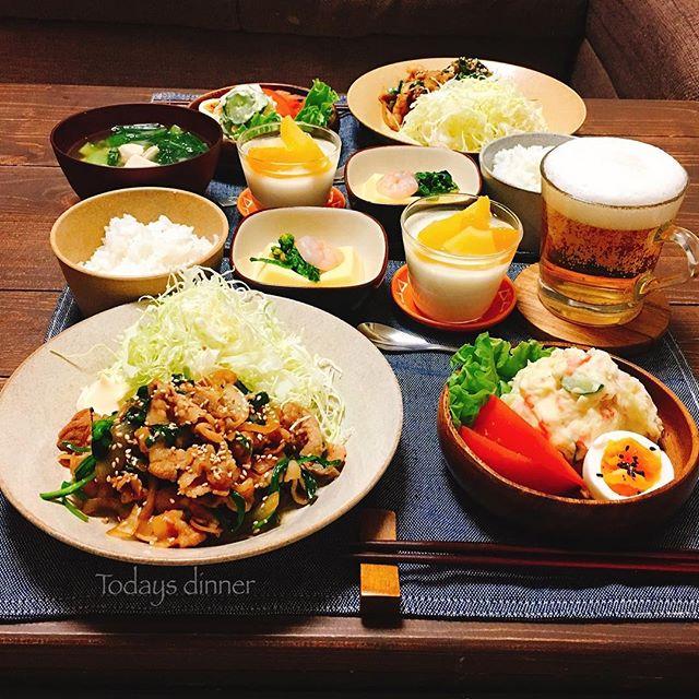 手抜き晩御飯の美味しいレシピ☆メイン7