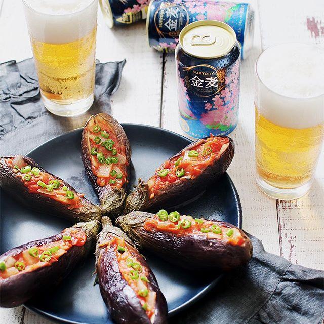 秋茄子の美味しい簡単レシピ☆焼き物2