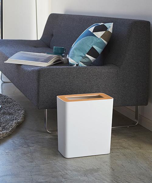[TIMELESS COMFORT] RIN (リン) トラッシュカン角型 ゴミ箱