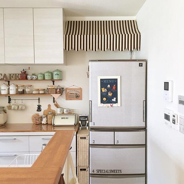 冷蔵庫とシンクとレンジの配置関係
