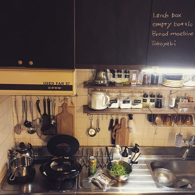 壁付けキッチンのメリット&デメリット13