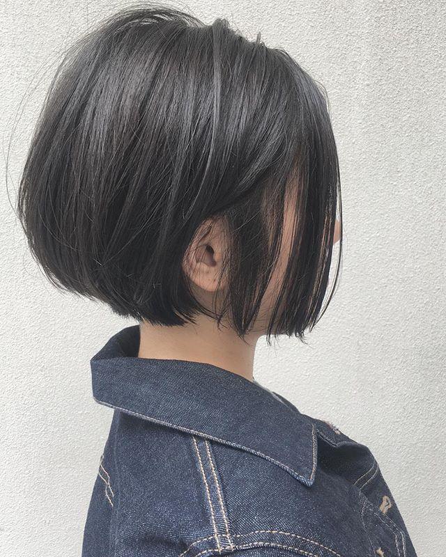 色っぽいショートヘア13