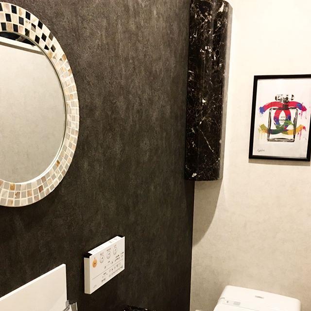 賃貸もOKの壁を使ったトイレDIY