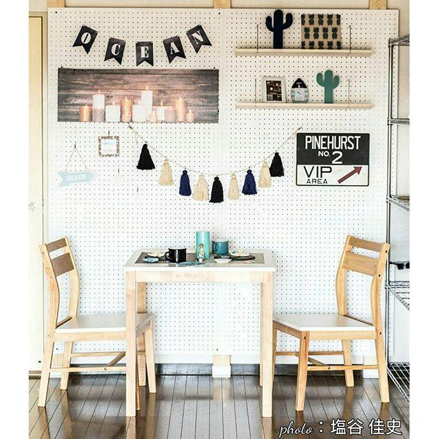 壁の簡単DIY5
