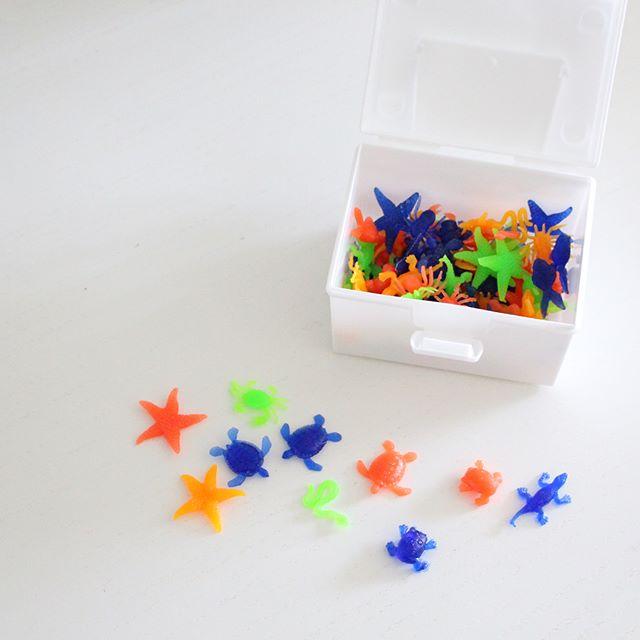 小物入れに使えるキャンドゥの収納ボックス