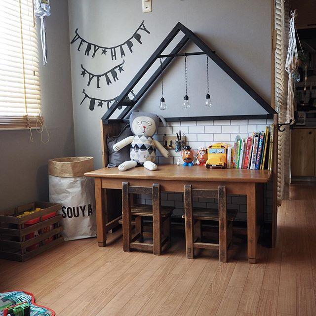 子供が楽しく遊べる空間8